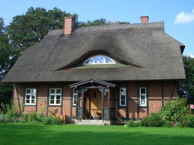 Reetdachhaus planen