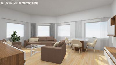 Illustration Wohnzimmer