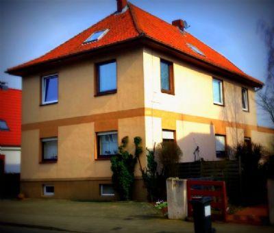 Hoya, beste Lage, 4 Zimmer Wohnung mit Balkon, Keller, Kfz Stellplatz
