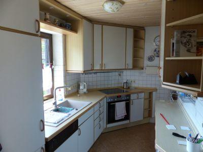 Blick Eingang Küche