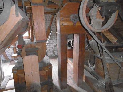 Mühlenboden im DG