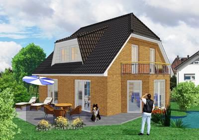 ...oder ein Landhaus mit Balkon?