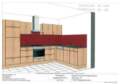 7118 - OG li Küche