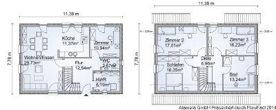 erst bauen dann zahlen das gibt es nur bei uns scanhaus marlow neubau in neuenb rg. Black Bedroom Furniture Sets. Home Design Ideas