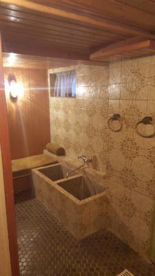 Sauna-Dusche