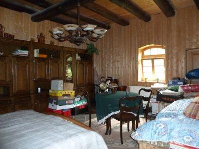 Gästezimmer im ehemaligen Stallgebäude