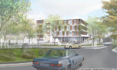 Gräfelfing/Lochham - Neubau eines Wohn- und Geschäftshauses mit Tiefgarage