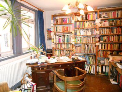 Viel Platz für den interessierten Leser