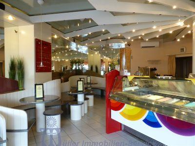 Eiscafé/Verkaufsraum
