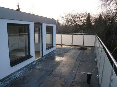 Dachterrasse (ca. 40 m²)