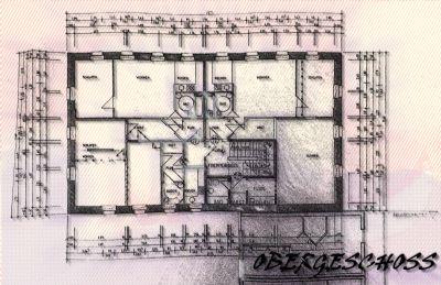 Planung zur Bauanzeige 97: 1.OG