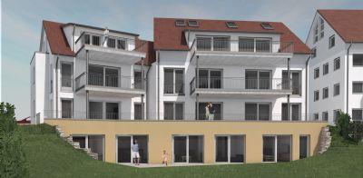 neubau 3 zimmer wohnung ca 90 53m mit terrasse und garten 1 9 etagenwohnung. Black Bedroom Furniture Sets. Home Design Ideas