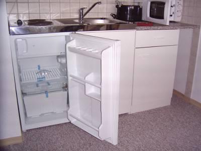 mögliche Küchenausstattung