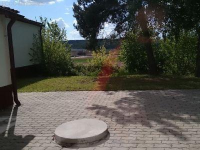 Garten im Hinterhof