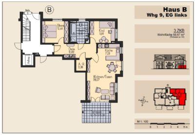 wohnanlage hermann hesse exklusives wohnen in schwabm nchen terrassenwohnung schwabm nchen. Black Bedroom Furniture Sets. Home Design Ideas