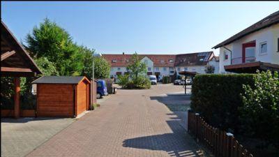 Zufahrt Innenhof