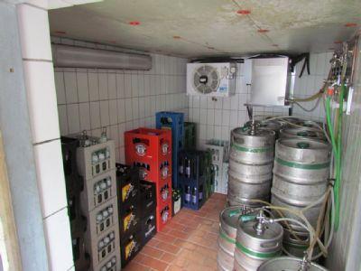 Getränkekühlhaus