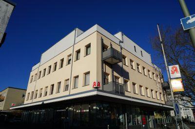 OFFENBACH:  NEUBAU 3 Zi.Terassenwohnungen im Dachgeschoss (ohne Schrägen)