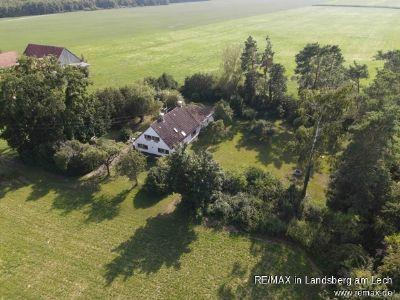 Haus für Naturliebhaber nahe Landsberg am Lech
