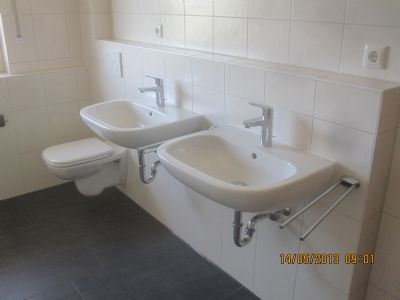 Bad-Waschbecken