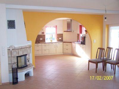 Whg.1 Wohnz. & Küchenbereich