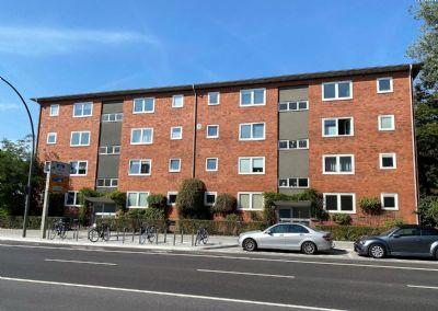 Gut geschnittene, bezugsfreie Wohnung zwischen Osterstraße und Kaifu