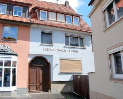 Attraktives Einfamilienhaus in der Altstadt