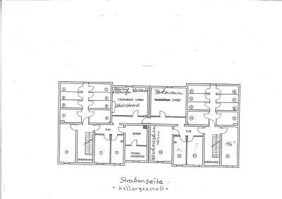Grundriß Keller