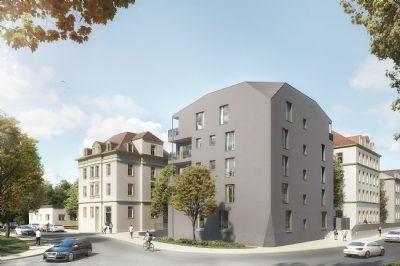 Jetzt KAUFEN: 4-Zimmer-Wohnung, zentrumsnah, modern, Erstbezug!