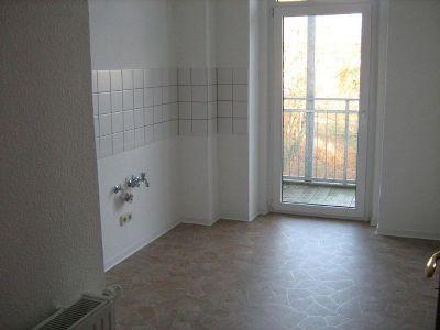 Küche mit Zugang Balkon