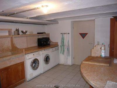 Hauswirtschaftsraum/Partyküche