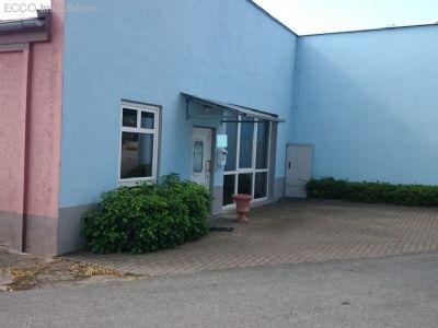 Büro und Austellungsfläche