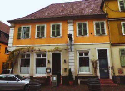 Bestandsimmobilie (Ansicht Rheingaustraße)