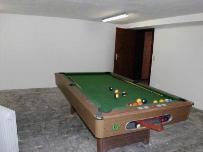 Zimmer im Keller