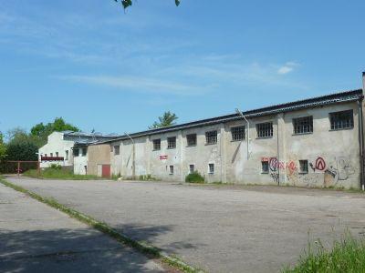Freifläche Halle 12, Zufahrt Tanzschule Pkw Stellp
