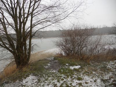 Grundstück am südlichen Ufer