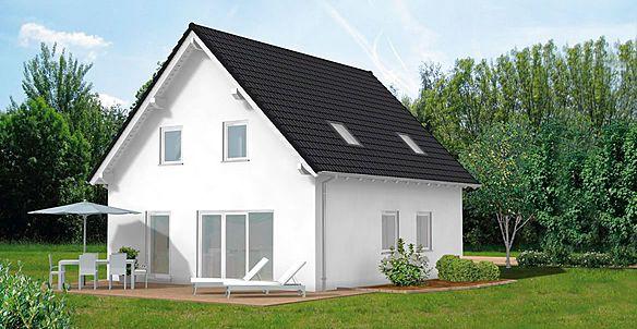 tolle lage in emmershausen einfamilienhaus mit keller. Black Bedroom Furniture Sets. Home Design Ideas