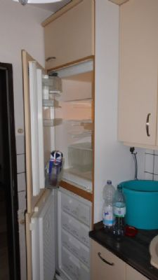 ältere Einbauküche