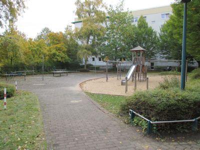 Spielplatz im Hof