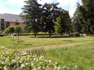 Semmelweispark mit Seniorenheim zentral