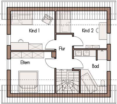 neubau eines freistehenden einfamilienhauses im wohnpark dutum einfamilienhaus rheine 27akt4p. Black Bedroom Furniture Sets. Home Design Ideas