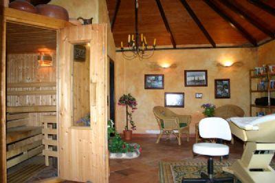 Gästehaus Saunaraum