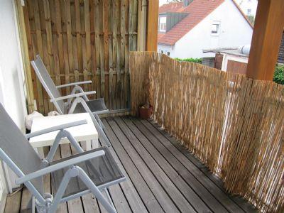 eibach chice 2 zw ca 69 qm mit gro en balkon einbauk che laminatb den im 1 og ohne aufzug. Black Bedroom Furniture Sets. Home Design Ideas