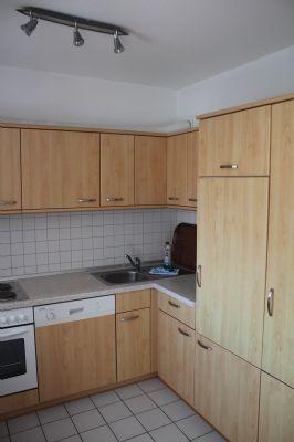 Küche einer 2-Raumwohnung