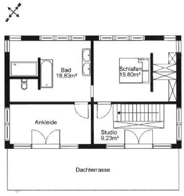 Staffelgeschoss