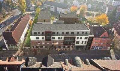 Senioren-Wohnungen, 40 und 61 Quadratmeter, barrierefrei, mit Serviceleistungen, Neubau 2019