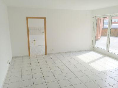 Schöne 3-Zim.-Wohnung mit Balkon+Terrasse in Rahden-Zentrum