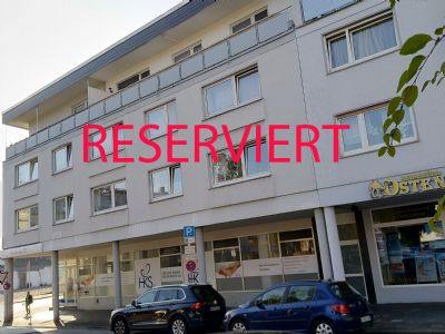 RESERVIERT: Hamm Süden (Feidikstraße): Wohnung im 1.OG - 93 m² - 88T€ - von privat - keine Maklerkosten