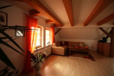 Der Wohnbereich mit Einrichtungsbeispiel (1)