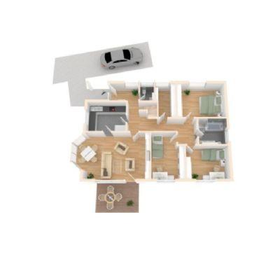 Modernes Einfamilienhaus Mit Viel Platz Einfamilienhaus